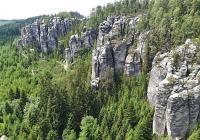 Teplické skály, Teplice nad Metují