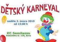 Karneval pro děti 2020 - Brno Královo Pole