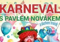 Karneval s Pavlem Novákem 2020 - Přerov
