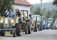 Železnohorský traktor 2020