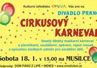 Karneval pro děti 2020 - Brno