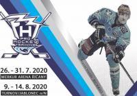 Týdenní hokejový kemp v Turnově pro ročník 2014-2007