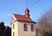 Kaple sv. Antonína Paduánského, Radvanec