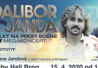 Dalibor Janda v Brně
