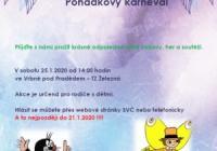 Karneval pro děti 2020 - Vrbno pod Pradědem