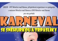 Karneval pro děti 2020 - Němčice nad Hanou
