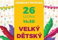 Karneval pro děti 2020 - Litomyšl