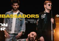 X Ambassadors v Brně