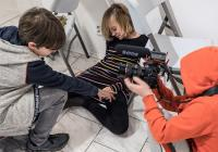 Kurz filmového herectvé pro děti