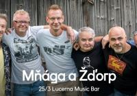 Mňága a Žďorp v Praze