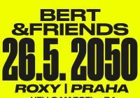 Bert and Friends v  Praze