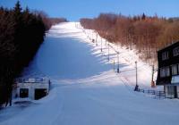 Skiareál Bouřňák