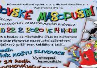 Hósovské masopustní rej a 1. ročník koštu slivovice