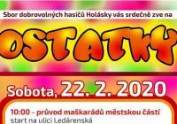 Ostatky 2020 - Brno Tuřany Holásky