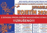 Divadelní Kojetín 2020 - ZRUŠENO!