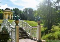Virtuální prohlídky zámeckého parku - Veltrusy
