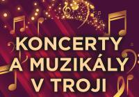 Koncerty a muzikály v Troji - Slza