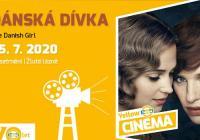 Letní kino Yellow Cinema - Dánská dívka