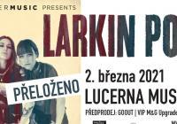 Larkin Poe v Praze - Přesunuto