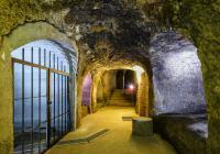 Podzemí za svitu baterek