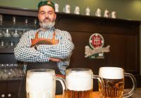 Škola čepování piva Pilsner Urquell