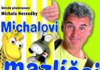 Michalovi mazlíčci - Městská knihovna v Praze
