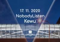 Most přes minulost // 17/11 // NobodyListen + Kewu