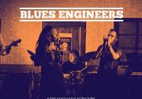 Stream z Pětky: Blues Engineers ft. zpěvačka Shaymo