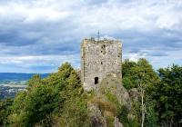 Zřícenina hradu Ralsko, Ralsko
