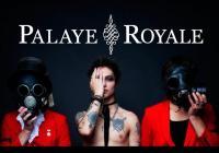 Palaye Royale v Praze - Přesunuto