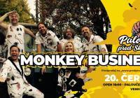 Monkey Business / Olomouc / Palouček před Sklubem