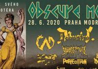 Obscure Mosh open air v Praze