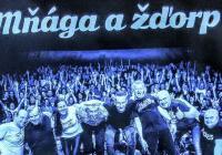 Mňága a Žďorp - Live!