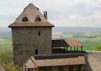 Burčák na hradě Starý Jičín