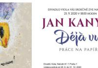 Výstava Déjà vu v Praze - ZRUŠENO