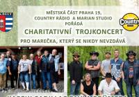 Charitativní trojkoncert - Praha Kbely