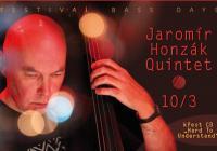 Jaromír Honzák Quintet – Křest CD