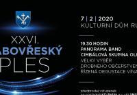 Reprezentační ples - Brno Žabovřesky