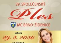 Ples 2020 - Brno Židenice