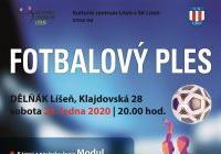 Fotbalový ples 2020 - Brno Líšeň
