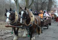 Masopust v Zooparku Chomutov