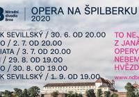 Opera na Špilberku - Lazebník sevillský