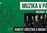 Muzika v parku Riegrovy sady   Druhá tráva