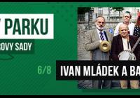 Muzika v parku Riegrovy sady - Ivan Mládek Banjo Band