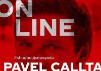 LIVE Stream – Pavel Callta