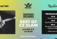 Kultura do domu: Best of CZ Slam | Rock Café online