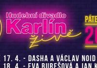 LIVE stream - Hudební divadlo Karlín