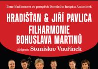 Hradišťan, J.Pavlica & filharmonie Zlín - Zrušeno
