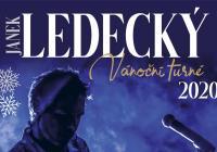 Janek Ledecký Vánoční turné 2020