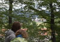 Kynžvartský zámecký park